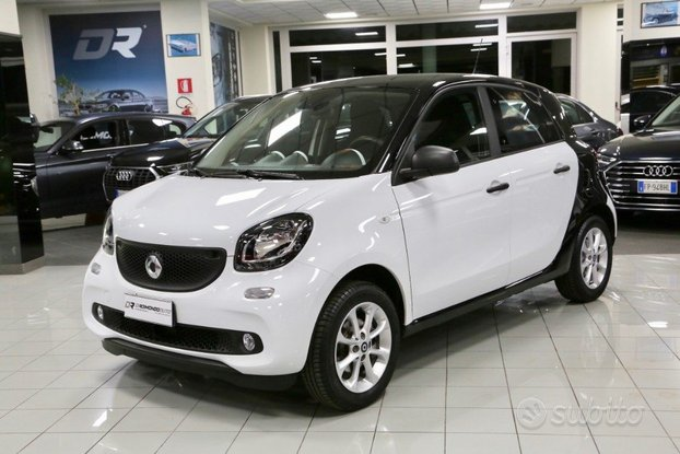 SMART ForFour 70 1.0 Youngster__Neopatentati