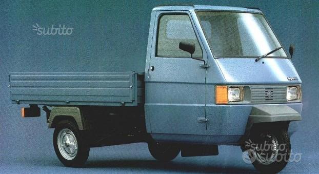 Tutti i ricambi per Ape 703 422cc Diesel