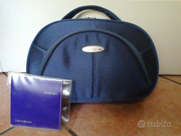 Necessaire-beauty Samsonite NUOVO con etichetta