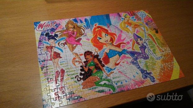Puzzle Winx Clementoni