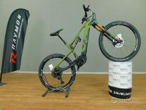 BONUS Biciclette RAYMON TRAILRAY E 11.0 EMTB 2021