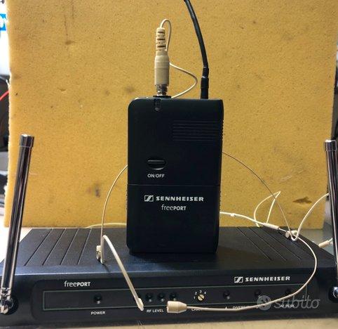 Sennheiser EM1-E radiomicrofono