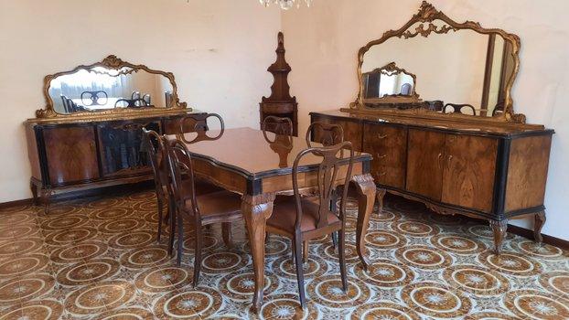 Mobili in stile - Sala da pranzo anni 50 - Arredamento e ...