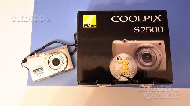 Nikon colpix s2500