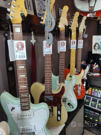Chitarre elettriche G&L indonesiane tribute series