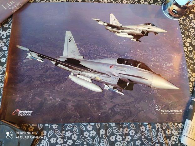 Foto e locandine aeronautica militare