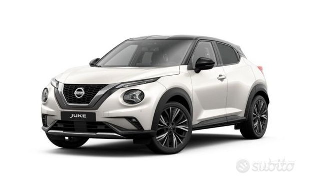 Nissan Juke N-DESIGN DCT - NE