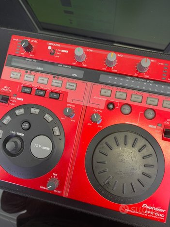 Pioneer EFX 500 RED