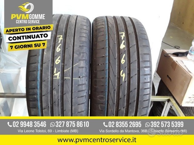 Gomme usate 225 45 18 91w hankook est