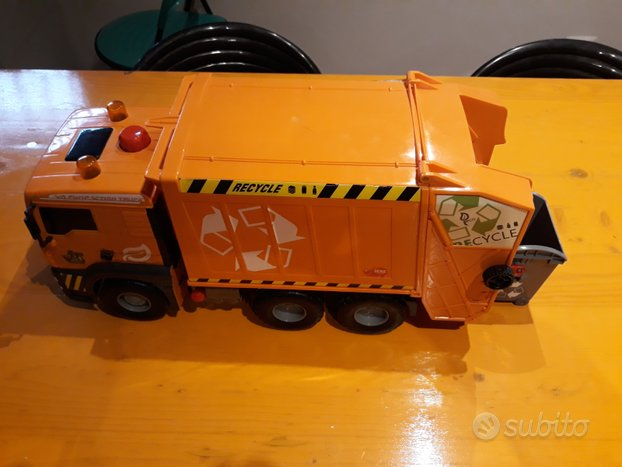 Camion ecologia Dickie Toys