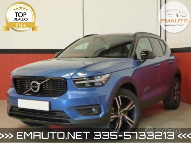 Volvo XC40 T5 AWD Geartronic R-design - XC40 247