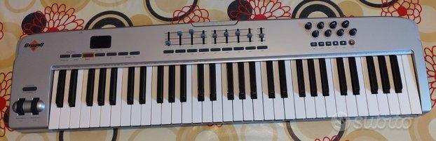 Tastiera MIDI - M-Audio - Oxygen 61 tasti