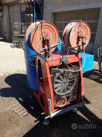 Compressore agricolo per trattore 650lt