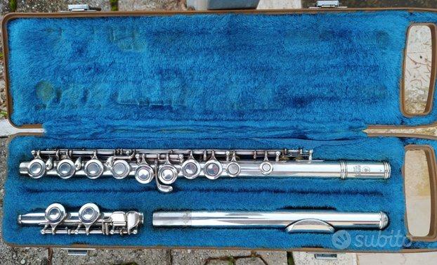 Flauto Yamaha YFL22S SILVER PLATED