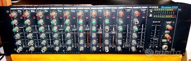 Mixer 12 canali ALESIS 12R