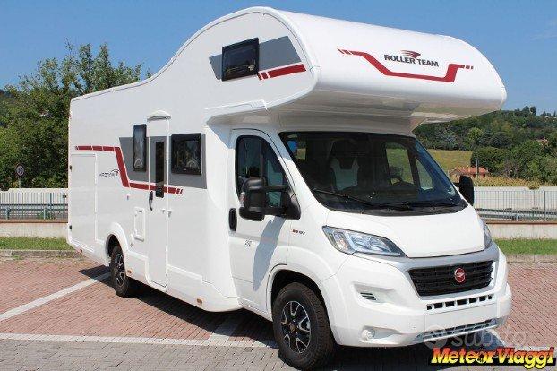 Mansardato Roller-Team Kronos 290 G Full Opt