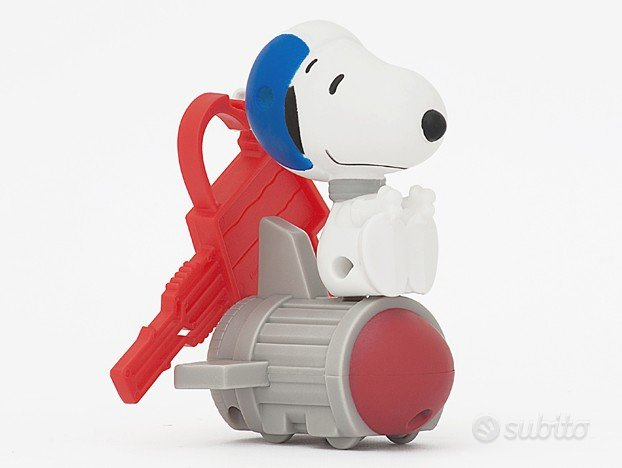 Astronaut Snoopy Happy Meal McDonald's - 2018