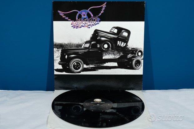 Aerosmith PUMP LP Vinile *EX-/EX/EX-* 1989 RaRo,Christian DELL