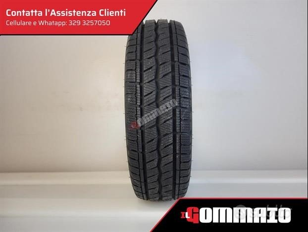 Gomme nuove B HANKOOK 195 75 R 14 C INVERNALI