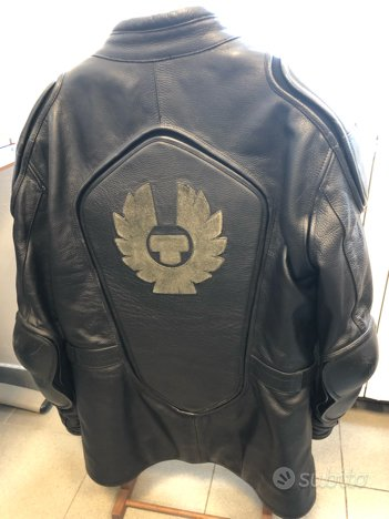 Giacca in pelle Belstaff Pure Motorcycle L