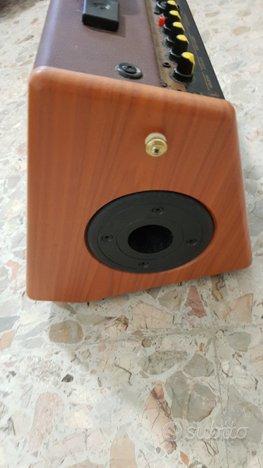 Cassa portatile audiodesign gipsy8