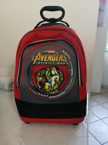 Zaino Trolley Avengers infinity war