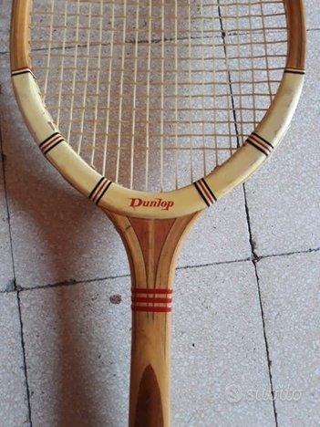 Racchetta tennis vintage