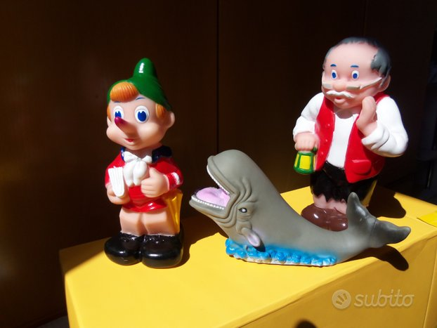 Pinocchio-la- balena-Geppetto-La FataTurchina-MB-