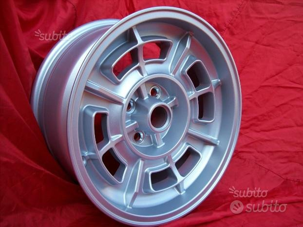 Cerchi 7x15 Fiat 131 abarth e 124 spider CD 68