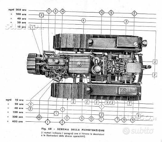 Manuale di uso e manutenzione per Landini C 35: libri e ...