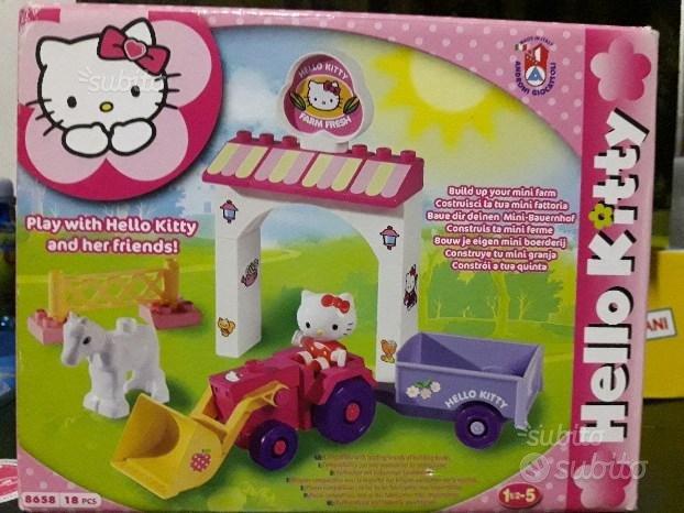 Costruzioni Hello Kitty la fattoria