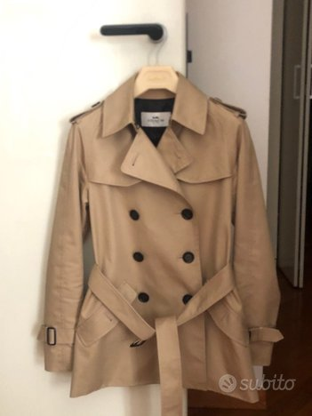 Trench donna Coach