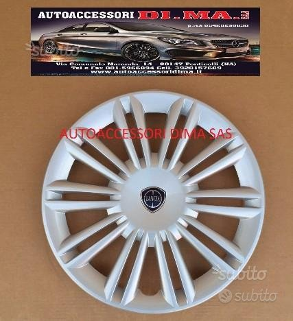 Coppa coppe ruota lancia musa dal 2008 diametro 15