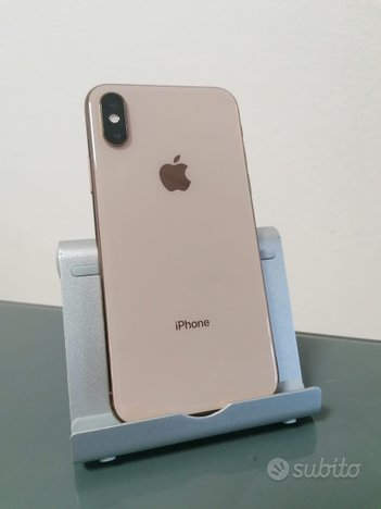 IPhone XS 64GB Gold, grado A