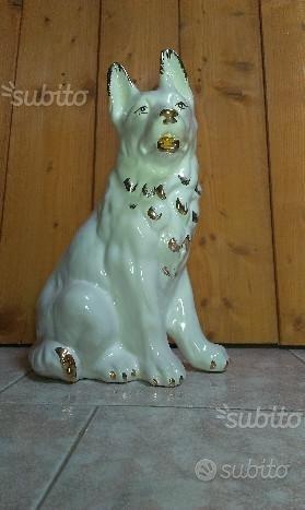 Cane in ceramica