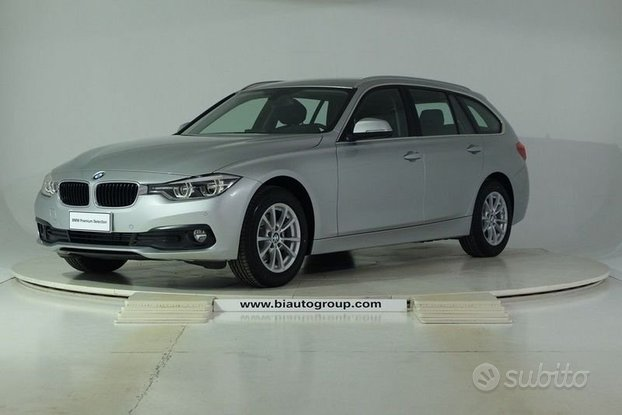 BMW Serie 3 Touring Serie 3 (F30/F31) 316d To...