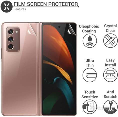 Samsung Galaxy Z Fold 2 Pellicola Film Idrogel