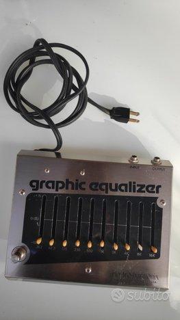 Pedali vintage Goldsound Ibanez Ross Locobox EHX