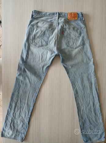 Jeans Levi's 501 (W31 L32) e 752.(W31 L34)