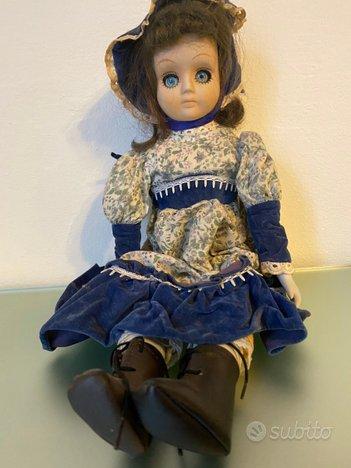 Bambola di porcellana anni 70