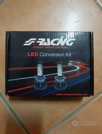 Simoni Racing L7kit 2 lampadine a led H7