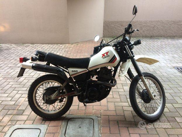 Yamaha XT 550 1982