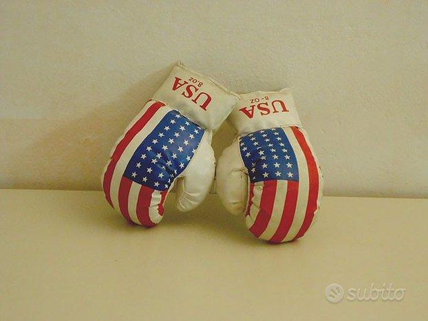 Guantoni boxe USA, collezione vintage