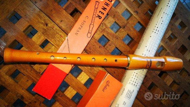 Flauto dolce Honher soprano