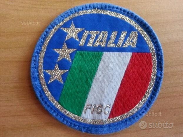 Logo Patch Italia 1984-1991