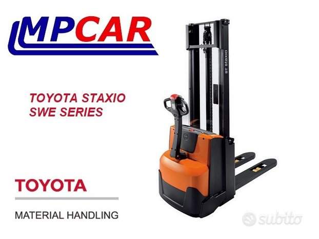 STOCCATORE TOYOTA STAXIO SWE (Nuovo)