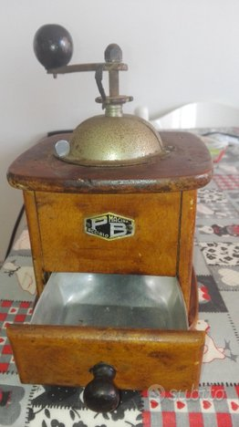 Macina Caffè anni 50