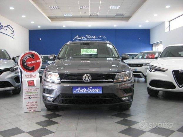 Volkswagen Tiguan 2.0 TDI 150 CV DSG STYLE