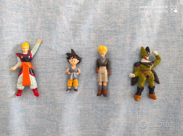 Lotto 6 - Action Figures DRAGONBALL