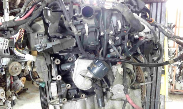 MOTORE COMPLETO RENAULT Megane Serie (08>15) 1500